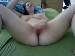 Chubby Webcam Chick