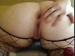 Huge Ass On Webcam Bbw With A Toy