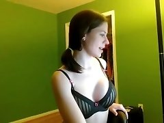 My Perfect Tits On A Webcam Show