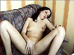 Hot Romanian Girl On Webcam Stripping