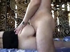 Hot Ride With Turkish Wife
