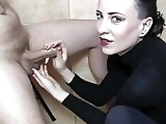 Hand Job Swallow