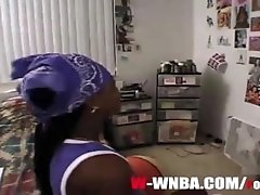 So Many Phat Plump Big Ass Girls Want To Be In The W-wnba Video,