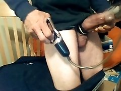 Trying New Penis Pump
