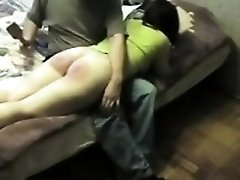 Hard Spanking For Melanie For Bad Behavior