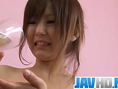 Juicy Miku Airi Loves Finger