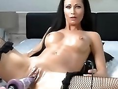 Hot Girl Fucked In 2 Holes