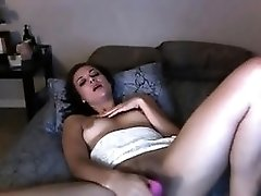 Adorable Webcam Teen Masturbates To Orgasm